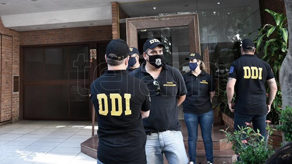 Peritan las computadoras de los médicos investigados por la muerte de Maradona