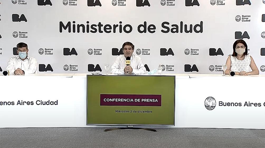 Quirós Quirós se quejó sobre la actitud de los diputados nacionales que representan a la Ciudad y votaron a favor del proyecto