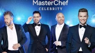 Con 19.1 puntos, el debut de Masterchef Celebrity 2 fue lo más visto del canal y del día