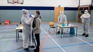 Alemania registra nuevo pico de muertes en un día