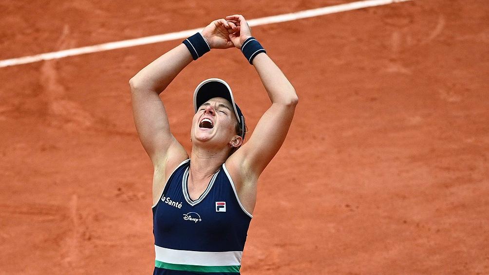 Nadia Podoroska, una de las protagonistas de la nueva imagen de la WTA
