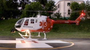 El SAME realizó más de 3.300 auxilios aéreos en 10 años