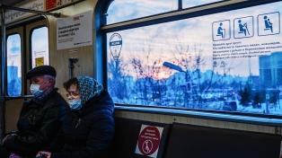 Casi todos los contagios de coronavirus en Rusia son con la variante Delta