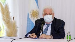 Ginés González agradeció la donación de medicamentos que Brasil realizó a la Argentina