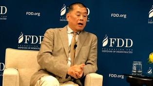 Niegan la libertad bajo fianza al magnate de medios y activista anti-Beijing Jimmy Lai