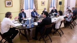 El Gabinete de Promoción Federal analizó la agenda que desarrollará en las capitales alternas