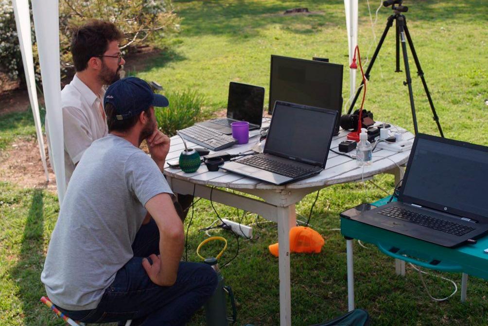 El globo llevará equipos de posicionamiento por GPS que se comunican con el centro de control que habrá en Valcheta.