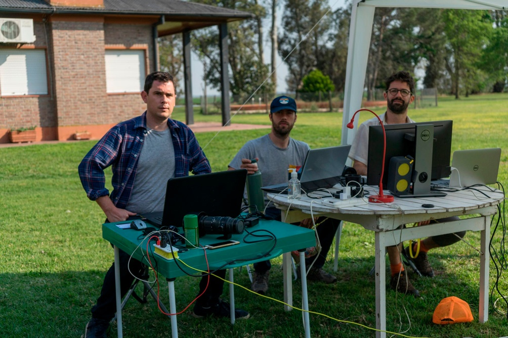 Gracias a que estará equipado con una cámara IP, el Eclipsor 2 mandandará imágenes en tiempo real.