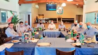 Reunión de la dirigencia de AFA por los derechos de TV