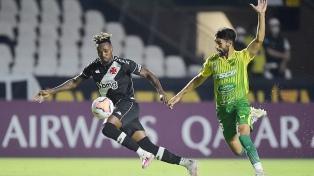 Defensa, con un fortuito gol, pasó a cuartos de final tras vencer a Vasco da Gama