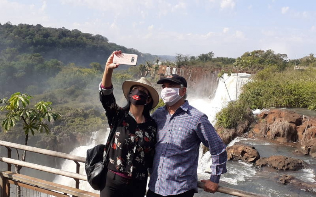 En Misiones, las Cataratas del Iguazú son el destino turístico más elegido.