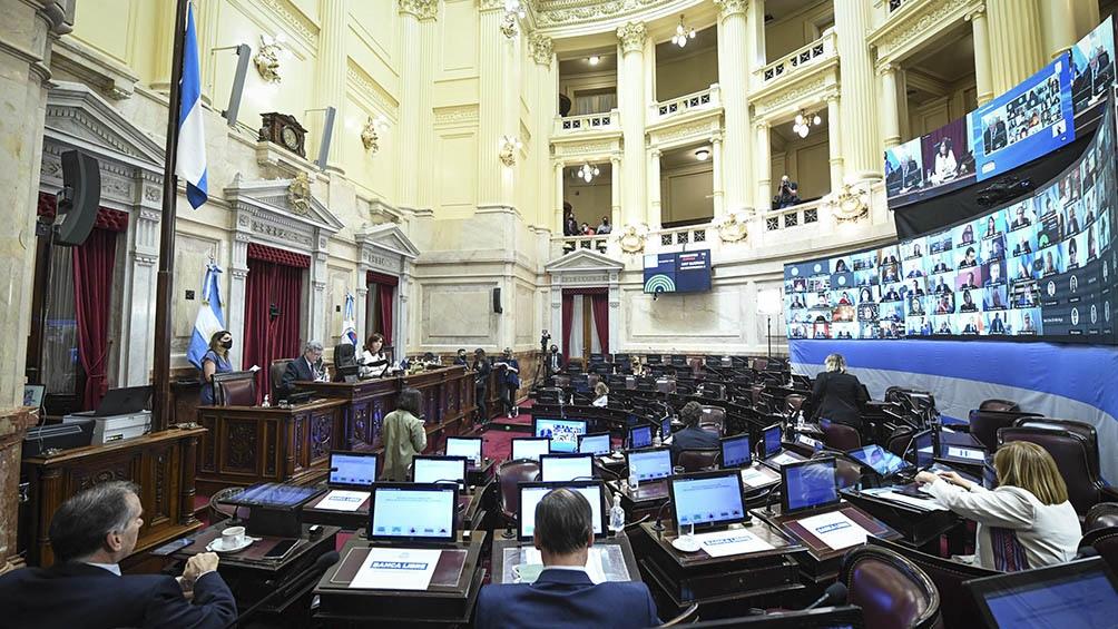 Fernández de Kirchner deberá establecer a qué comisiones se gira la propuesta y las fechas tentativas.