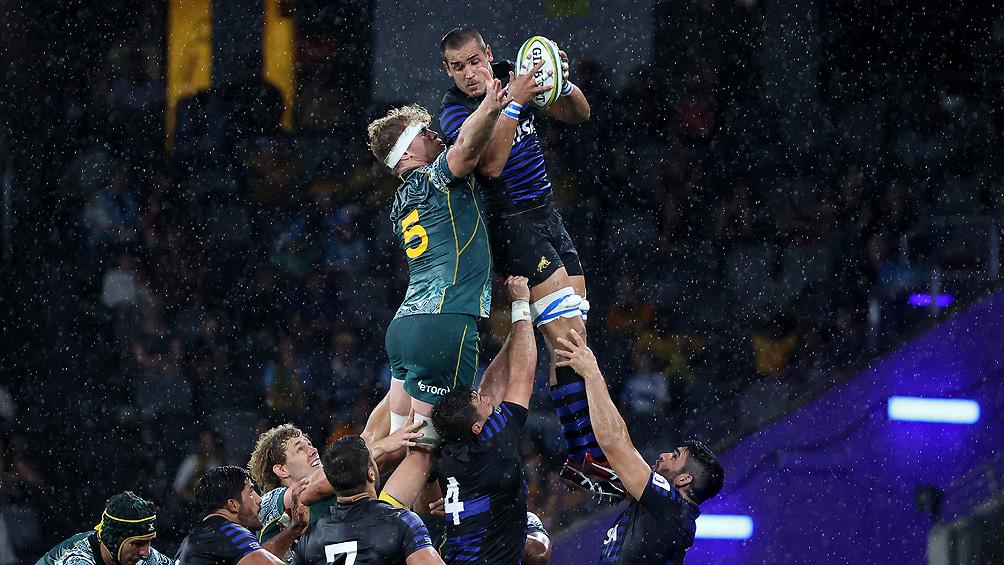 Los Pumas cierran el año con un empate ante Australia