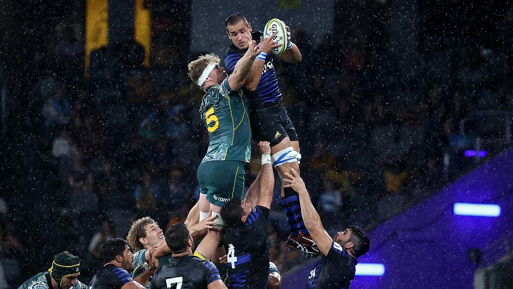 Los Pumas y Australia, un empate a pura emoción