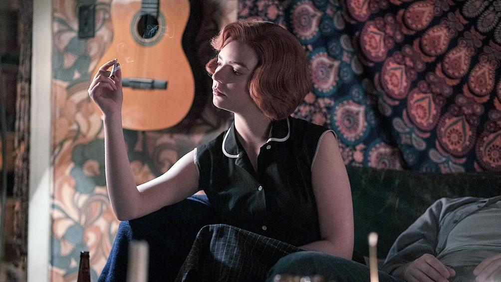 """Taylor-Joy es conocida por sus papeles en las películas """"La bruja"""" (2015, de Robert Eggers) y la saga """"Fragmentado"""" (2016) y """"Glass"""" (2019)."""