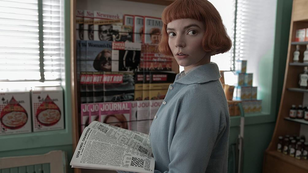 """La actriz también confesó que el éxito del show le provoca una especie de """"explosión en el cerebro""""."""