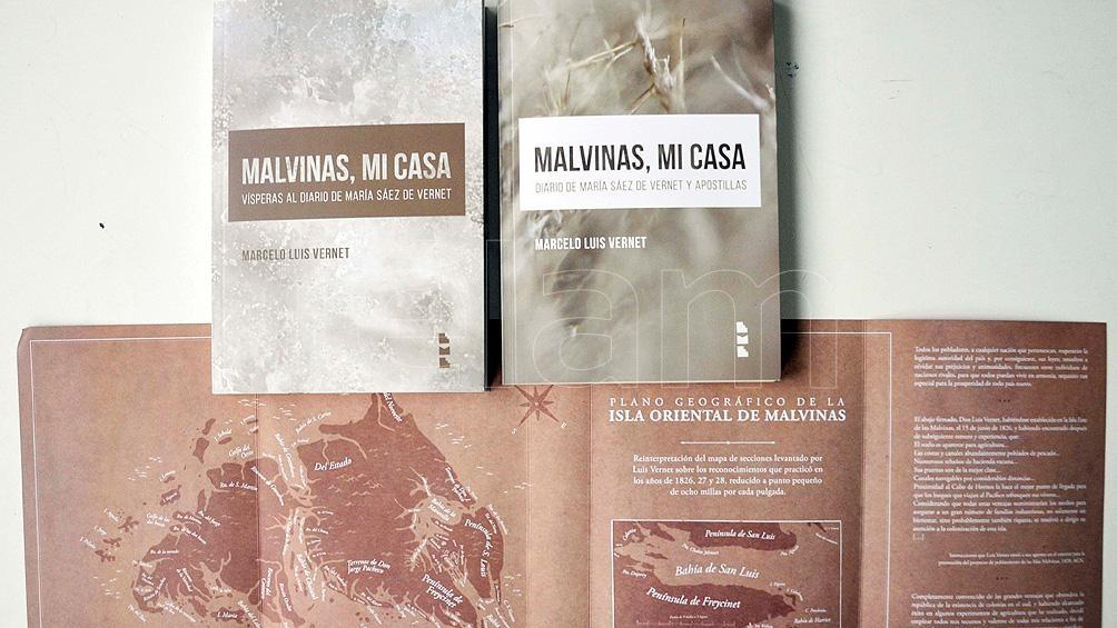 """""""Malvinas, mi casa"""" será presentado el próximo 12 de diciembre en el Museo Malvinas, en la ex ESMA."""