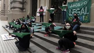 """Los legisladores """"verdes"""" contarían con 124 votos."""