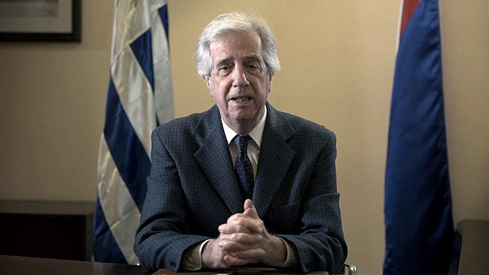 Tabaré fue dos veces presidente de Uruguay: entre 2005 y 2010, y entre 2015 y 2020.