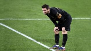 Messi recibió dos fechas de sanción por su expulsión en la Supercopa de España