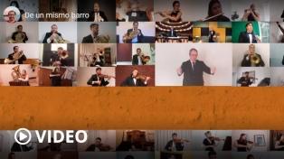 Silvio Rodríguez, Parodi y Trueno comparten una canción en la Semana de la Democracia