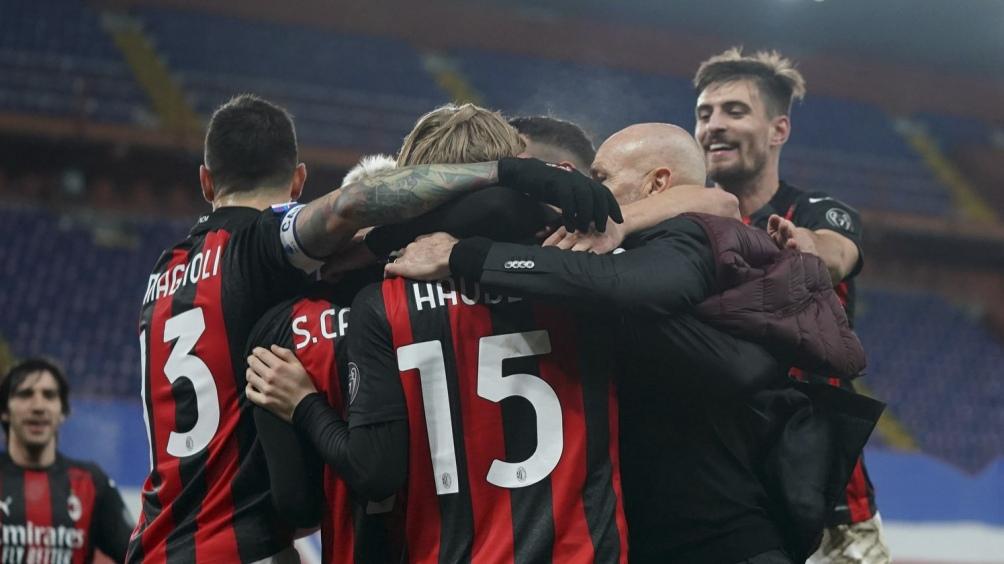 Milan jugará sin su estrella, el sueco Zlatan Ibrahimovic