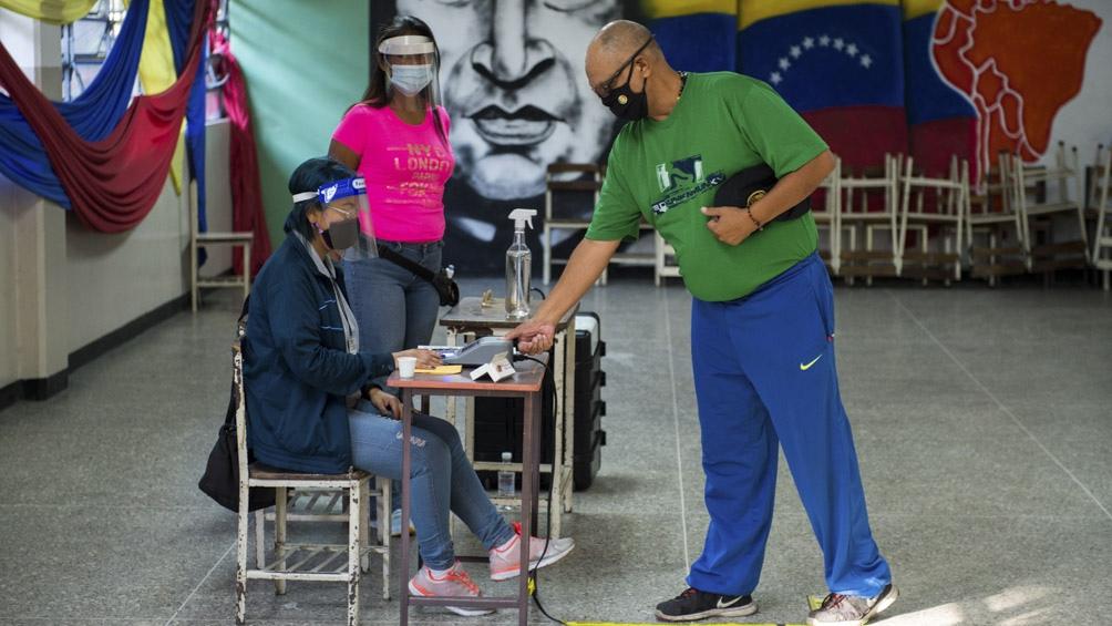 Los venezolanos renovaron su Asamblea Nacional