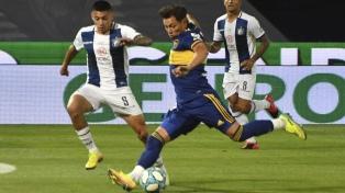 Boca y Talleres empataron en Córdoba y avanzaron a la fase campeonato