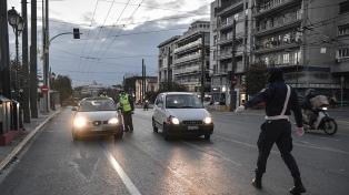 Grecia extiende el confinamiento por coronavirus hasta después de las fiestas