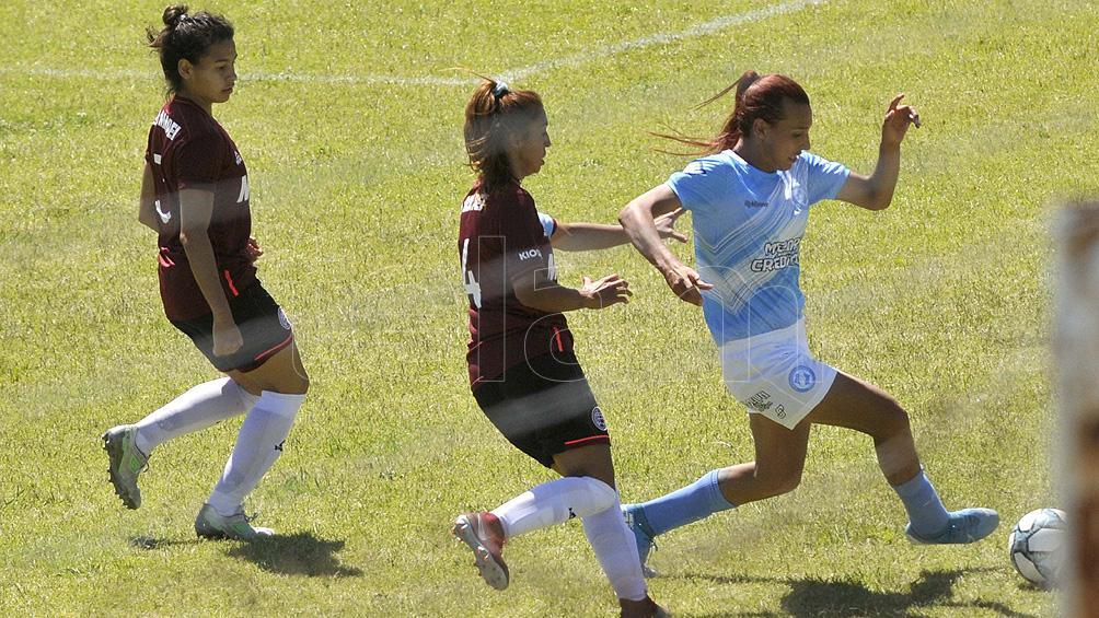 Fútbol Femenino: Racing, UAI Urquiza y San Lorenzo ganaron en la tercera fecha