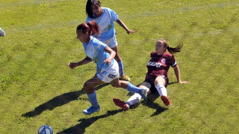 """""""El futuro tiene que ser del fútbol femenino en Conmebol y en el mundo"""""""