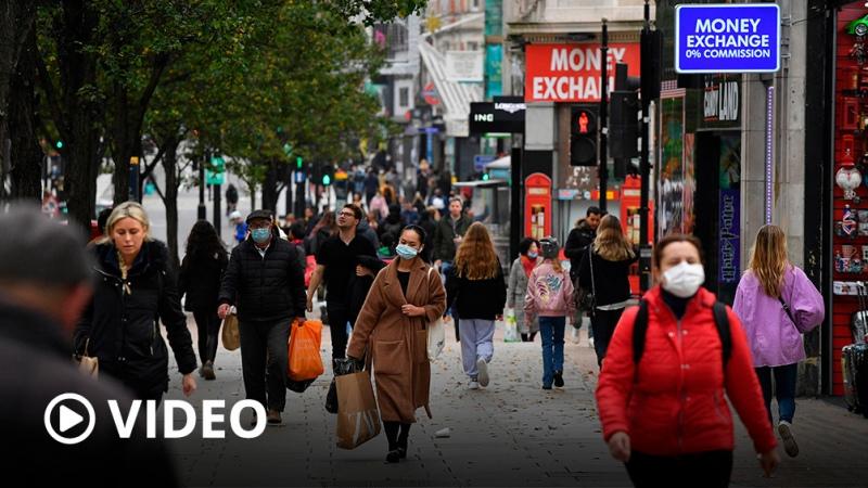 El Reino Unido inicia este martes la vacunación contra el coronavirus