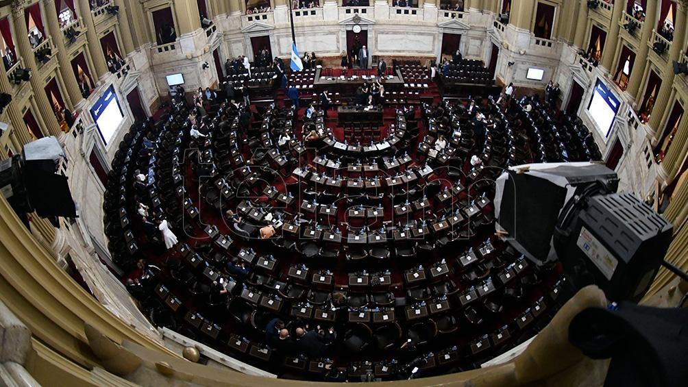 """Desde el Frente de Todos aseguran que """"los votos están"""" para conseguir la reforma."""