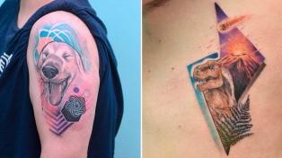 La tatuadora que les enseña a las mujeres un arte dominado por hombres