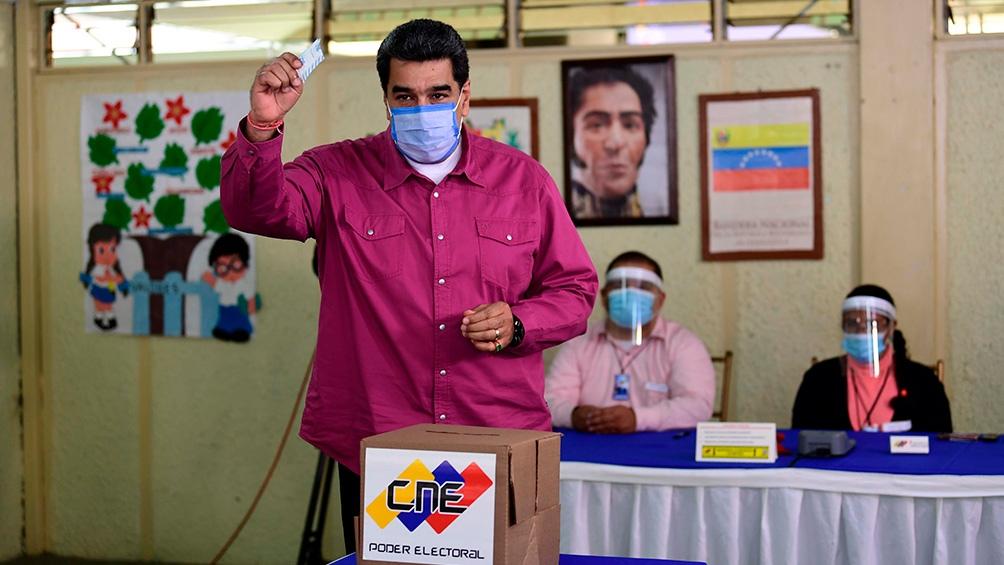 Maduro le había pedido a la oposición para que colaboren para que sus aliados extranjeros levanten sanciones
