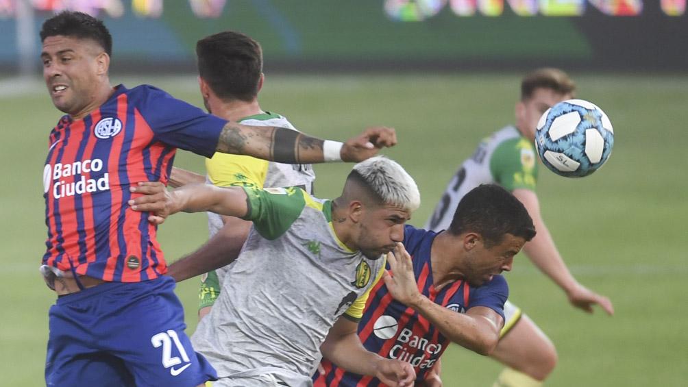 San Lorenzo busca comenzar su ruta hacia la Libertadores 2021 ante Talleres