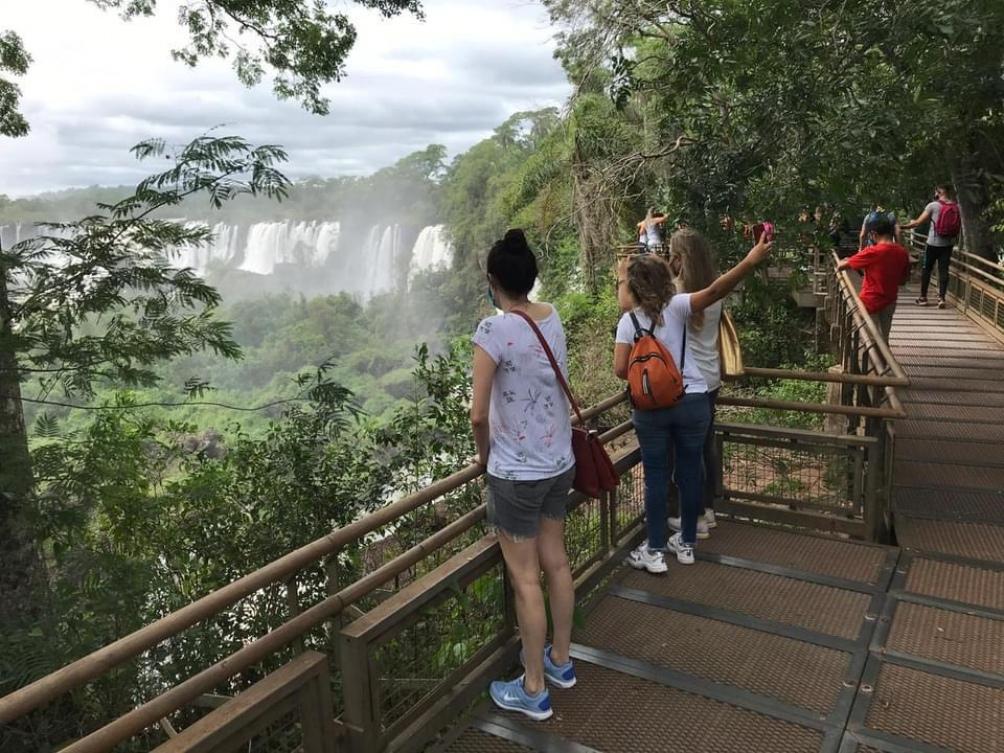 En la última edición de Travel Sale, la venta de productos nacionales osciló entre el 50% y el 70% del total y los destinos más elegidos fueron Iguazú, Bariloche y El Calafate.