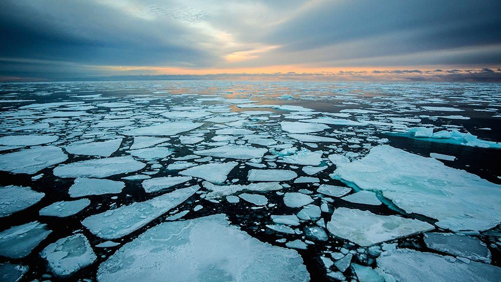 El hielo ártico se derrite dos veces más rápido de lo previsto