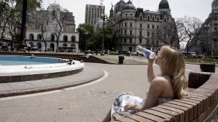 San Juan Capital registró la mayor temperatura en un domingo marcado por el calor en todo el país