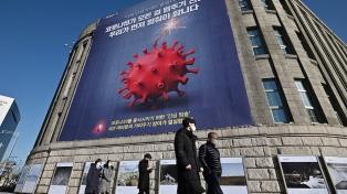 Seúl registró el primer muerto por coronavirus a la espera de una cama