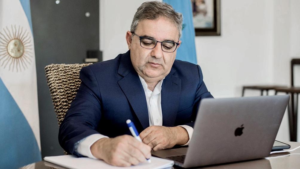 El gobernador Jalil será el anfitrión de la cuarta reunión de los gobernadores del Norte Grande.