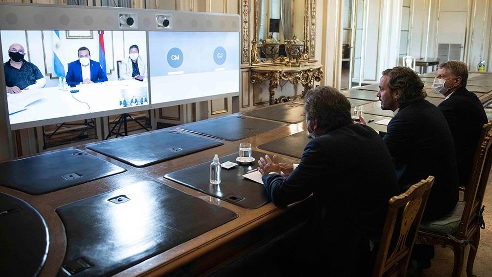 El Programa Nacional de Conectividad -a cargo del Enacom- fue lanzado por el presidente Alberto Fernández a mediados de septiembre pasado.