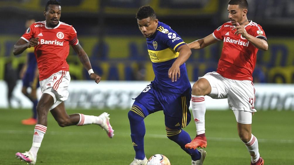 Boca perdió 1-0 y ganó por penales