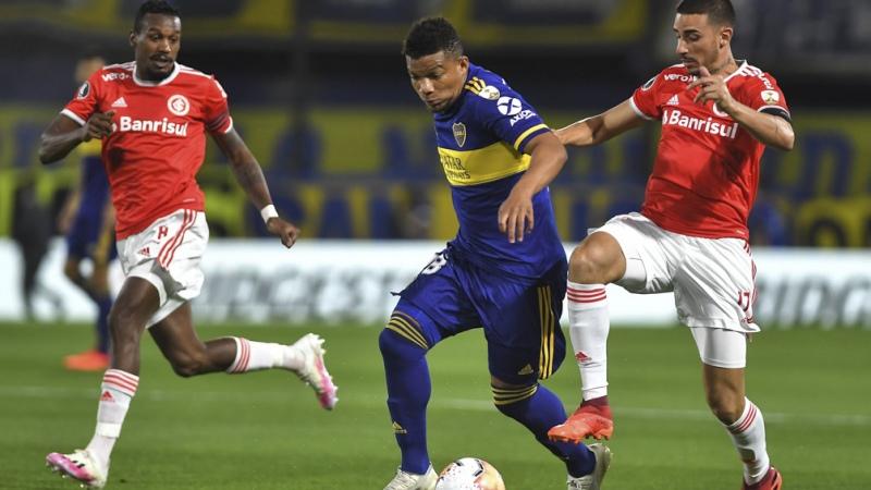 Boca pasó a cuartos por penales