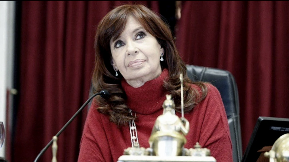 """Cristina Fernández de Kirchner reiteró que existe un """"blindaje mediático"""" a Macri"""