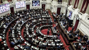 Diputados busca sesionar con un conjunto de proyectos económicos
