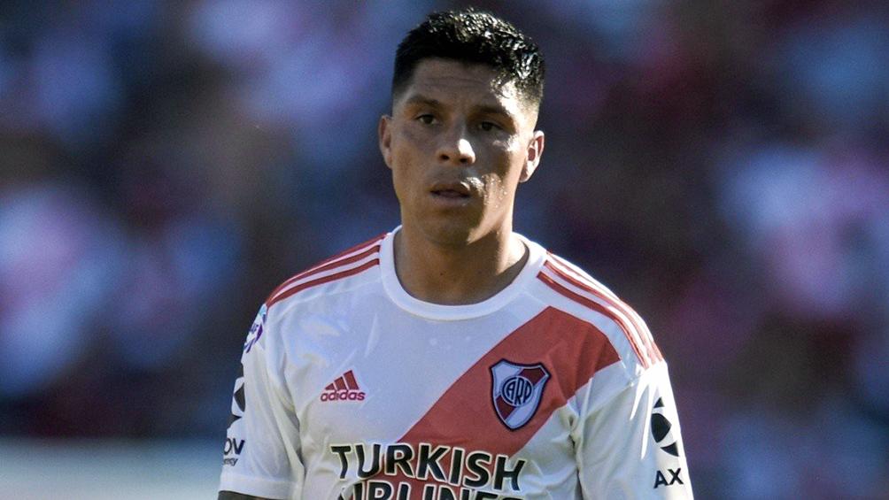 Enzo Pérez se hará estudios para saber si puede jugar ante Independiente Santa Fe