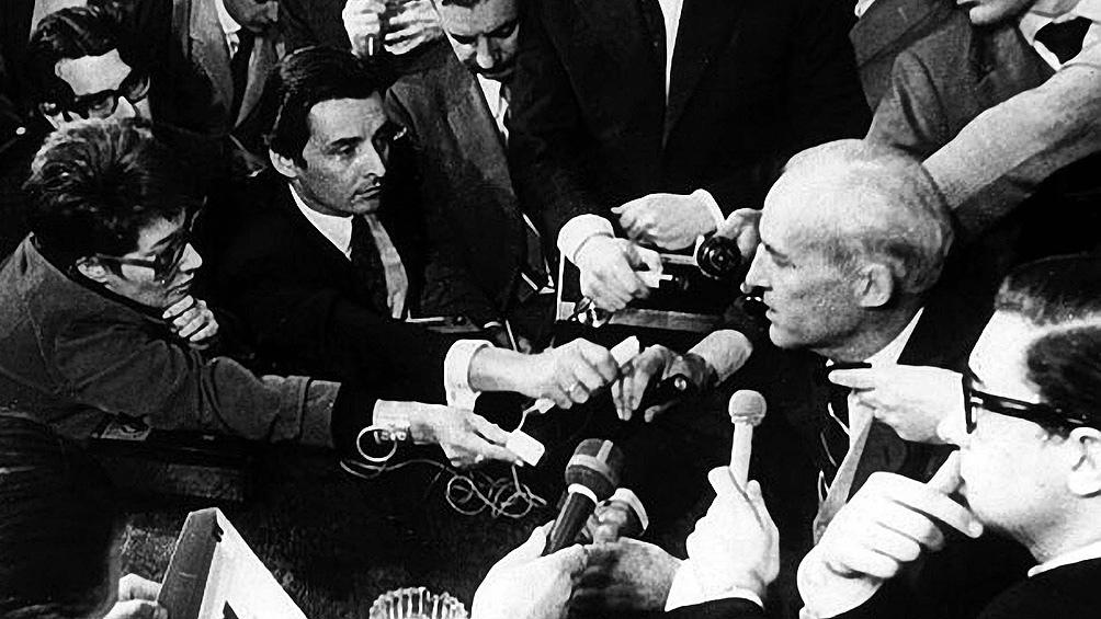 Leloir fue el segundo y último Nobel de ciencias recibido por un argentino