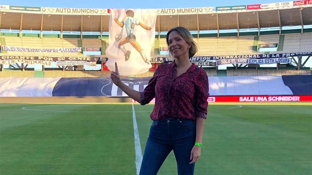 """Tanto Maradona como Sabella """"estuvieron del lado del jugador, del que trabaja, del noble, de la dignidad. Por eso creo que los lloramos tanto""""."""