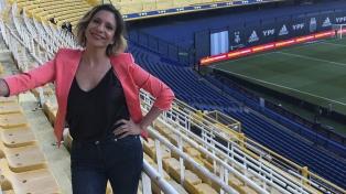 """Ángela Lerena: """"Hay que liberar el cuerpo de las mujeres"""""""
